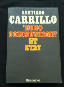 náhled knihy - Eurocommunisme et l´etat