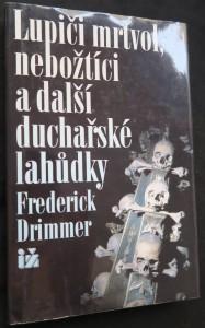 náhled knihy - Lupiči mrtvol, nebožtíci a další duchařské lahůdky