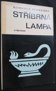 náhled knihy - Stříbrná lampa