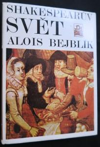 náhled knihy - Shakespearův svět