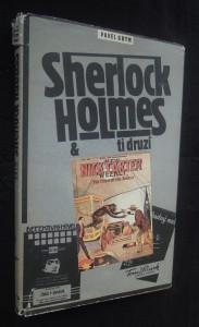 náhled knihy - Sherlock Holmes a ti druzí : čtení o detektivech a detektivkách