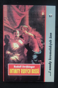 náhled knihy - Intimity rudých bossů... i osudy kremelských žen