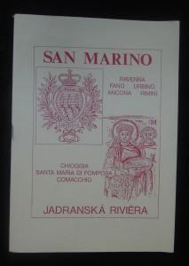 náhled knihy - San Marino, Jadranská riviéra