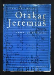 náhled knihy - Národní umělec: Otakar Jeremiáš