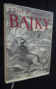 náhled knihy - Bajky: z Ezopových fabulí a Brantových rozprávek Jana Albína