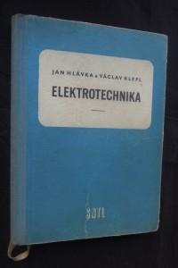 náhled knihy - Elektrotechnika pro druhý ročník průmyslových škol elektrotechnických