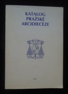 náhled knihy - Katalog pražské arcidiecéze