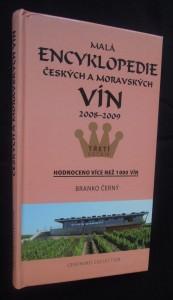 náhled knihy - Malá encyklopedie českých a moravských vín