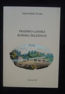 náhled knihy - Pražsko-lánská koňská železnice