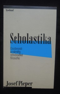 náhled knihy - Scholastika : osobnosti a náměty středověké filosofie