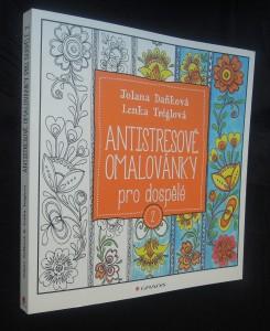 náhled knihy - Antistresové omalovánky pro dospělé 2
