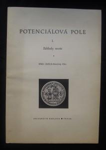 náhled knihy - Potenciálová pole I. základy teorie