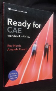 náhled knihy - Ready for CAE: workbook with key