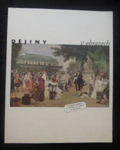 náhled knihy - Dějiny v obrazech