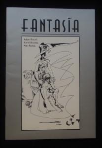 náhled knihy - Fantasía