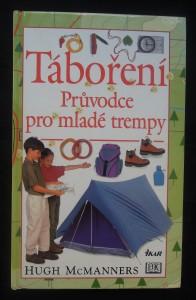 náhled knihy - Táboření : průvodce pro mladé trempy