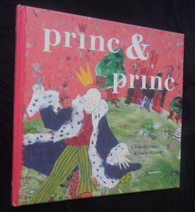 náhled knihy - Princ & princ