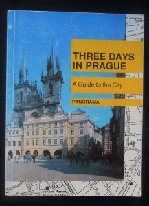 náhled knihy - Three days in Prague : a guide to the city