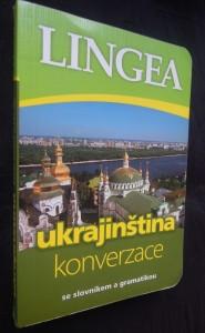 náhled knihy - Ukrajinština: konverzace se slovníkem a gramatikou