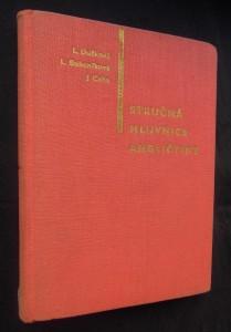 náhled knihy - Stručná mluvnice angličtiny