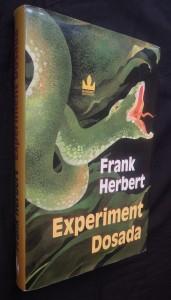 náhled knihy - Experiment Dosada