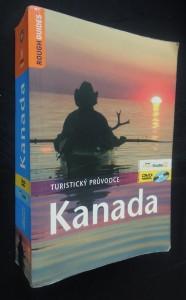 náhled knihy - Turistický průvodce : Kanada