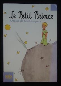 náhled knihy - Le petit prince : avec des aquarelles de l'auteur