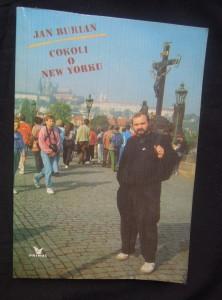 náhled knihy - Cokoli o New Yorku