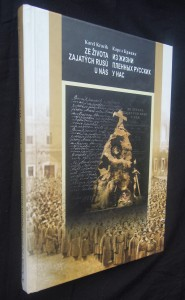 náhled knihy - Ze života zajatých rusů u nás
