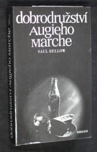 náhled knihy - Dobrodružství Augieho Marche