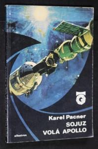 náhled knihy - Sojuz volá Apollo : reportáž o první mezinárodní schůzce kosmonautů ve vesmíru
