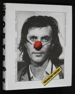 náhled knihy - Předběžný portrét