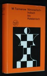 náhled knihy - Nimzowitsch - Indisch bis Katalanisch