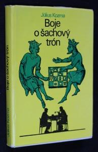 náhled knihy - Boje o šachový trón