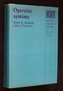 náhled knihy - Operační systémy : vysokoškolská učebnice pro přírodovědecké fakulty a fakultu matematicko-fyzikální