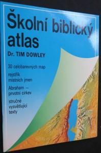 náhled knihy - Školní biblický atlas