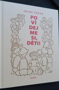 náhled knihy - Povídejme si, děti