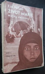 náhled knihy - Život Marie, matky Ježíšovy (sešit 2.-11. a 14.-16.)