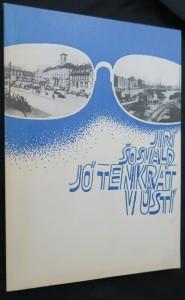 náhled knihy - Jó tenkrát v Ústí-