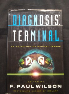 náhled knihy - Diagnosis: Terminal - An Antology of Medical Terror (Ocpl, 350 s.)