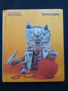 náhled knihy - Calico Caper - Basic in Reading