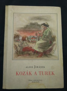 náhled knihy - Kozák a turek