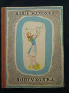 náhled knihy - Robinsonka (A4, Oppl, 156 s.,  il. H. Chvojková)