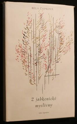 náhled knihy - Z jabkenické myslivny : vzpomínky na B. Smetanu