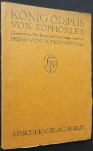 náhled knihy - König Ödipus von Sophokles