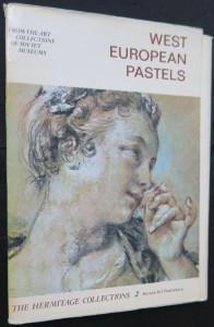 náhled knihy - West European pastels