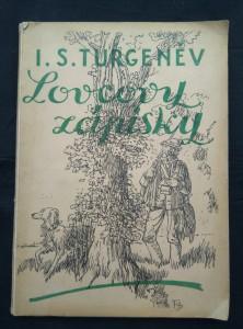 náhled knihy - Lovcovy zápisky (Obr, 112 s., ob a il. F. Doubrava)