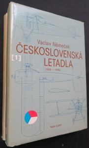 náhled knihy - Československá letadla. (I. a II.)