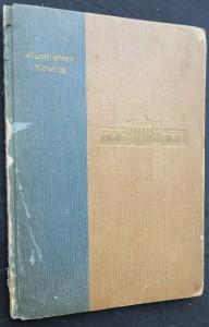 náhled knihy - Illustrierter Katalog der Glyptothek König Ludwig's I. zu München