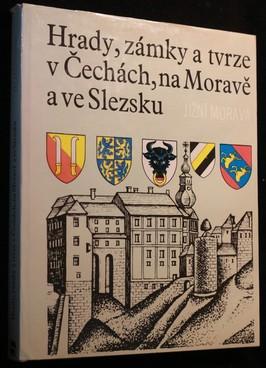 náhled knihy - Hrady, zámky a tvrze v Čechách, na Moravě a ve Slezku
